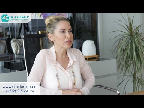 Lazerle Kılcal Damar & Varis Tedavisi - Dermatolog Dr. Aslı Eralp