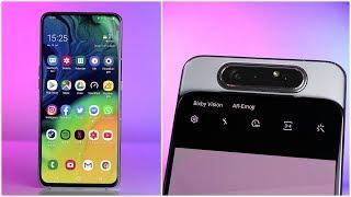 Review: Samsung Galaxy A80 (Deutsch)   SwagTab
