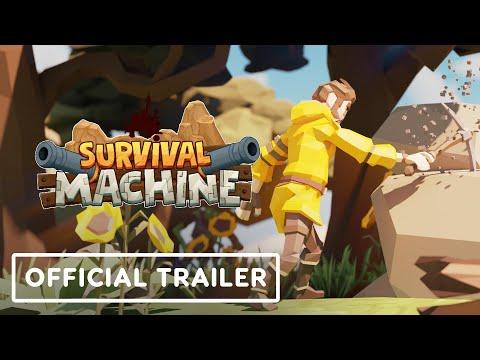 Un peu de gameplay pour le jeu de survie de Survival Machine