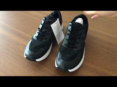 Xiaomi YUNCOO Ultralight Men Sneakers Unboxing