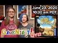 Lost Cities And Knaster Gamenight Live June 23 2020