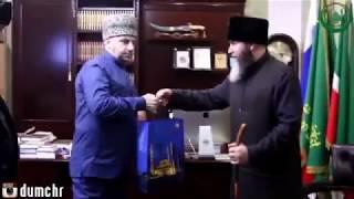 Делегация из братской Республики Дагестан посетила Муфтият ЧР