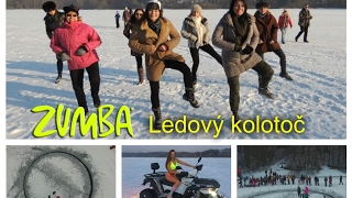 Ledový kolotoč Těrlicko 2017, Zumba - La Nunta Asta - Ivana Pawlasová