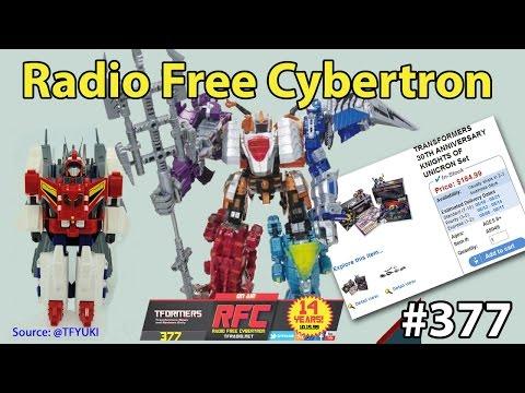 Radio Free Cybertron - 377