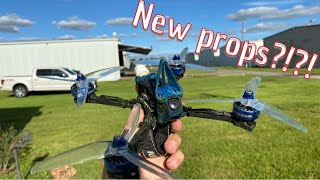 Testing new Props on the Multigp 2020 Global qualifier track! - Vannystyle