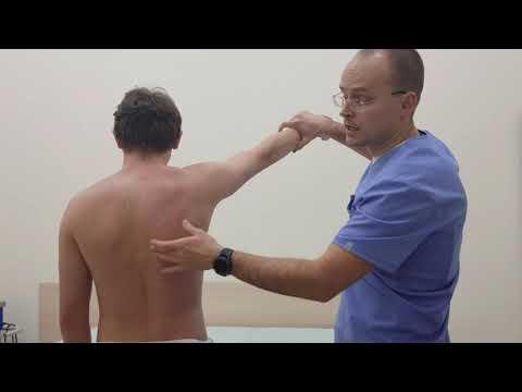 Синдром соударения в плечевом суставе. Диагностика и коррекция ПДТР
