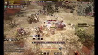 Случайные бои в форте Саош.