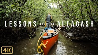 10 DAY WILDERNESS CANOE TRIP    Lessons From The Allagash