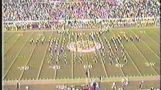 Cal Band at the Citrus Bowl