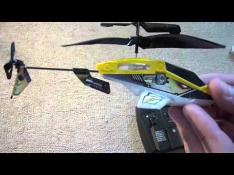 Ferngesteuerter Mini-Helicopter Review + Unboxing silverlit PiccoZ Plus - felixba94