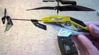 Ferngesteuerter Mini-Helicopter Review + Unboxing silverlit PiccoZ Plus - felixba94
