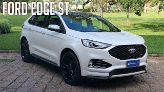 Avaliação: Ford Edge ST