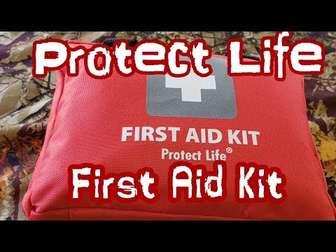 Protect Life First Aid Kit Review