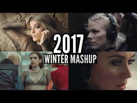 Ⓗ Pop Songs World - Winter 2017 Mashup (Megamix)