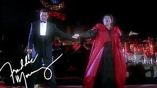 Freddie Mercury & Montserrat Caballé - How Can I Go On (Live At La Nit, 1988 Remastered)