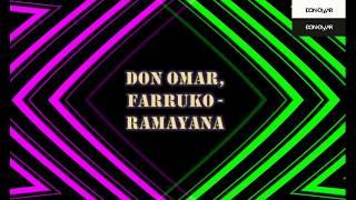 Don Omar, Farruko   Ramayama Letra