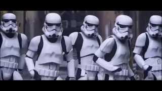 Танец  имперских  воинов