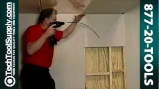 Labor Saving Devices Bell Hanger Bit Fireblock How-To Video