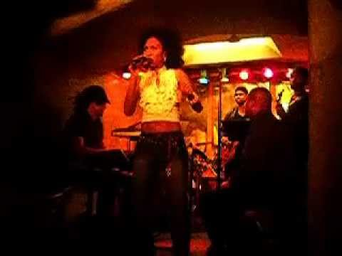 When I think of You - Alison Crockett @Sugar Bar - NYC