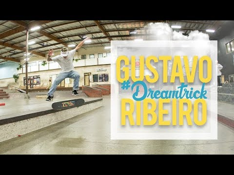 Gustavo Ribeiro's Mind-Blowing Maneuver Hardly Makes Sense   #DreamTrick