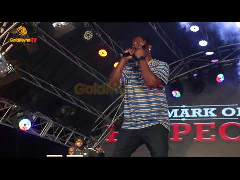 OLAMIDE'S HOT PERFORMANCE AT ARIYA REPETE GRAND FINALE 2019