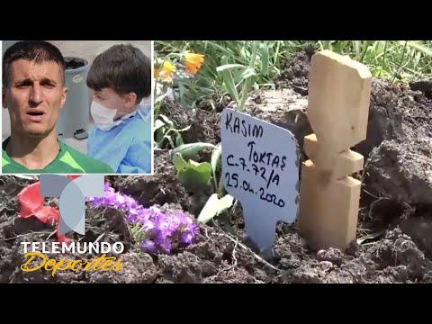 Futbolista le quitó la vida a su hijo de 5 años y fingió que había sido por coronavirus