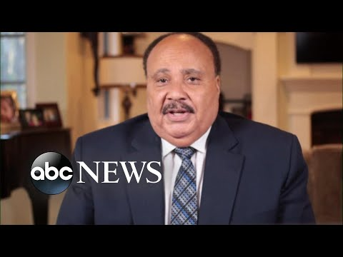 Martin Luther King III remembers his father