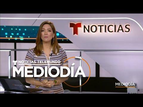 Noticias Telemundo Mediodía, 7 de noviembre 2019   Noticias Telemundo