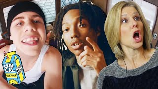 Mom Reacts To The Kid LAROI - Diva Ft. Lil Tecca (Dir. By @_ColeBennett_)