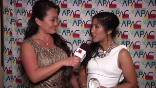 Ep.7 Seg.1 Asian Pacific American Coalition Gala with Cathlyn Choi