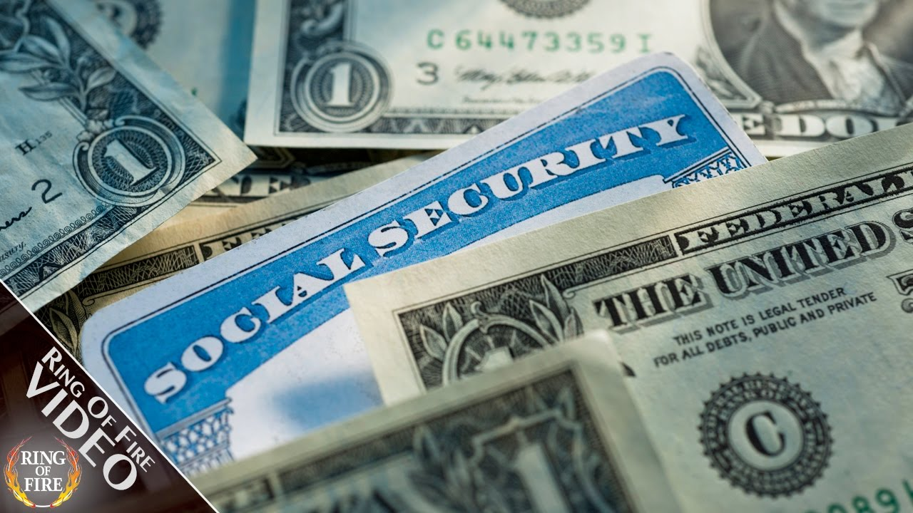 Republican Introduces Legislation To Completely Gut Social Security thumbnail