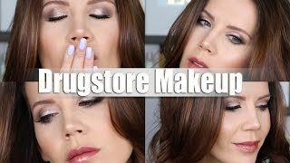 99% Drugstore | GET READY WITH ME Tutorial by Glam Life Guru