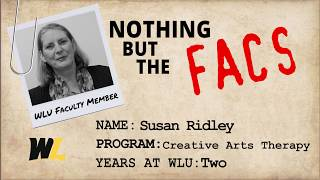 Nothing but the FACs with Susan Ridley