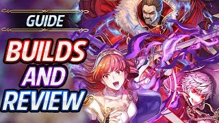 Male Grima, Fallen Celica  Hardin Builds, Review  Analysis - Fire Emblem Heroes Guide
