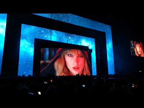 Capital's Jingle Bell Ball 2017 Opening with Taylor Swift