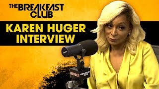 Karen Huger On Fake Friends, Her Growth On 'Real Housewives of Potomac', Wig Malfunctions + More