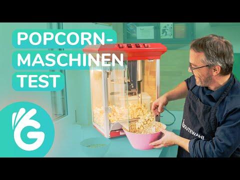 Popcornmaschine Test – Welche Popcornmaschine kann ich kaufen?
