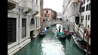 Florence ,Venise: entre travail et visite..