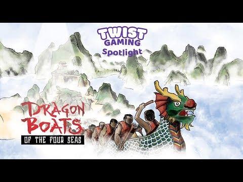 Spotlight: Dragon Boats - First Impression