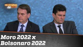 Moro venceria Bolsonaro no segundo turno, indica pesquisa | Morning Show