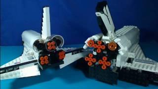 NEW LEGO SHUTTLE ADVENTURE 10213