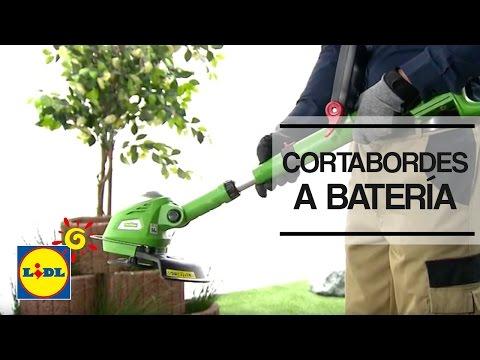 Cortabordes A Batería - Lidl España