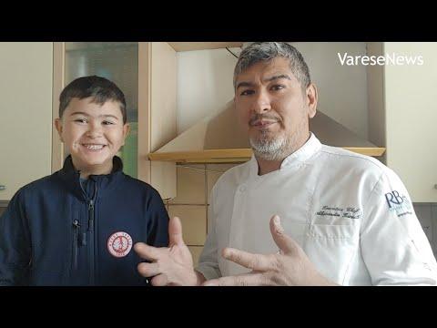 Cosa cucinare con i bambini? Vi aiutano Chef Garzillo e Matteo