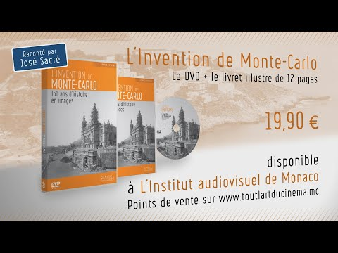 DVD L'Invention de Monte-Carlo