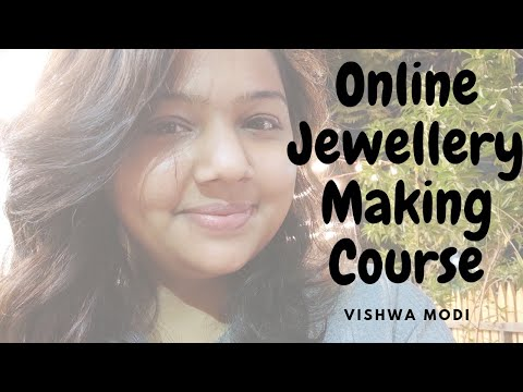 Online Jewellery Making Course    Classes