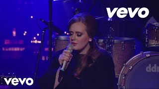 Adele (Адель) - Adele — Someone Like You (Live on Letterman)