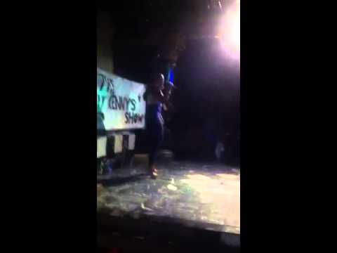 Performance at Pure Passion #IndustryNight 2012