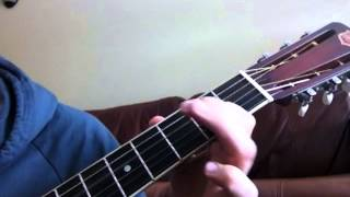 Chris Whitley Cover - Clear Blue Sky