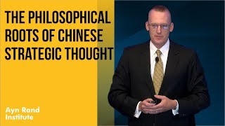 """""""The Philosophical Roots of Chinese Strategic Thought"""" by Scott D. McDonald"""
