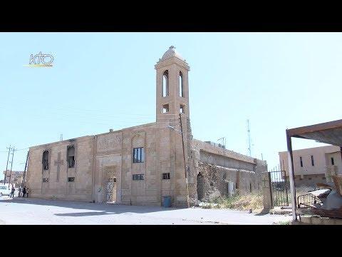 L'église Mart Schmouni de Bartella